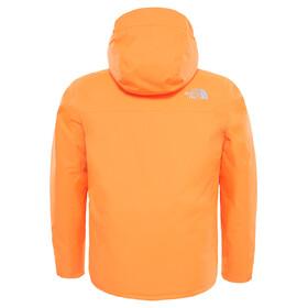 The North Face Snow Quest Jas Kinderen oranje